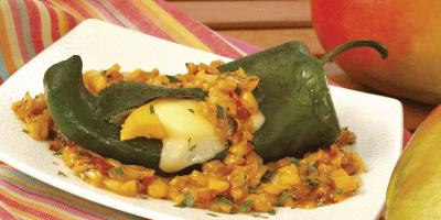 Mango Jalapeno Pepper