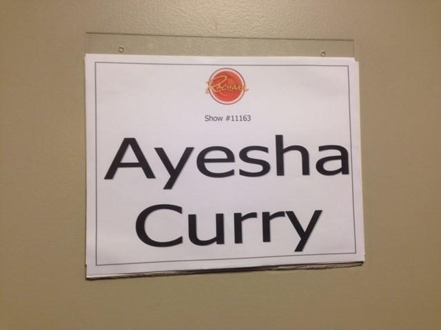 Ayesha Curry on Rachael Ray
