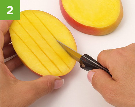 How to Cut a Mango Step by Step Video Guide | National Mango