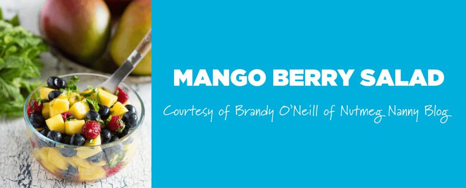 Mango Berry Salad
