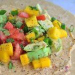 Easy Mango Tacos