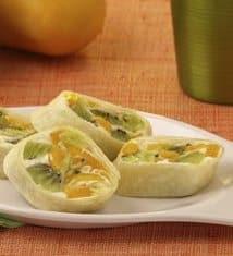 Fruity Mango Roll Ups