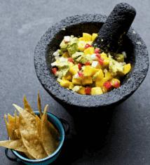 Tropical Mango Guacamole (SML)