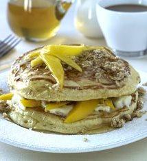Mango Bliss Cakes