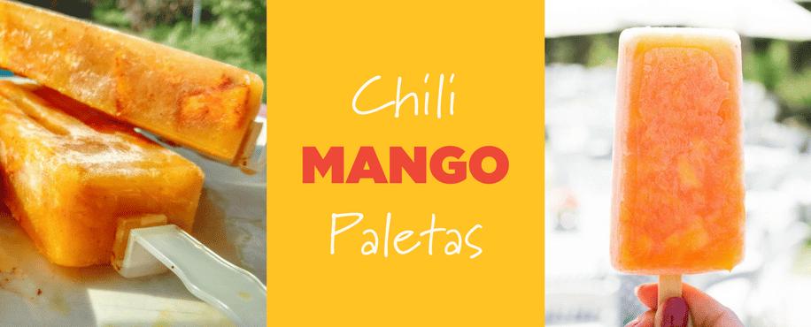 Chile Mango Paletas