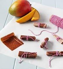 Mango Fruit Roll-Ups