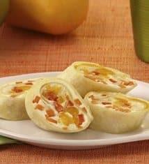 Mango Veggie Roll Ups