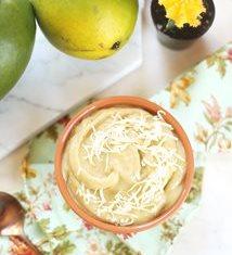 Banana Mango Soft Serve