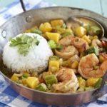 Shrimp & Mango Gumbo