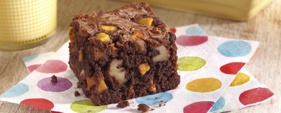Mango Brownie