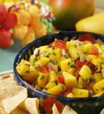 Classic Mango Salsa