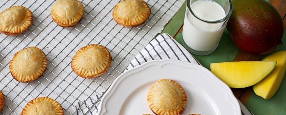 Mango Pie Cookies
