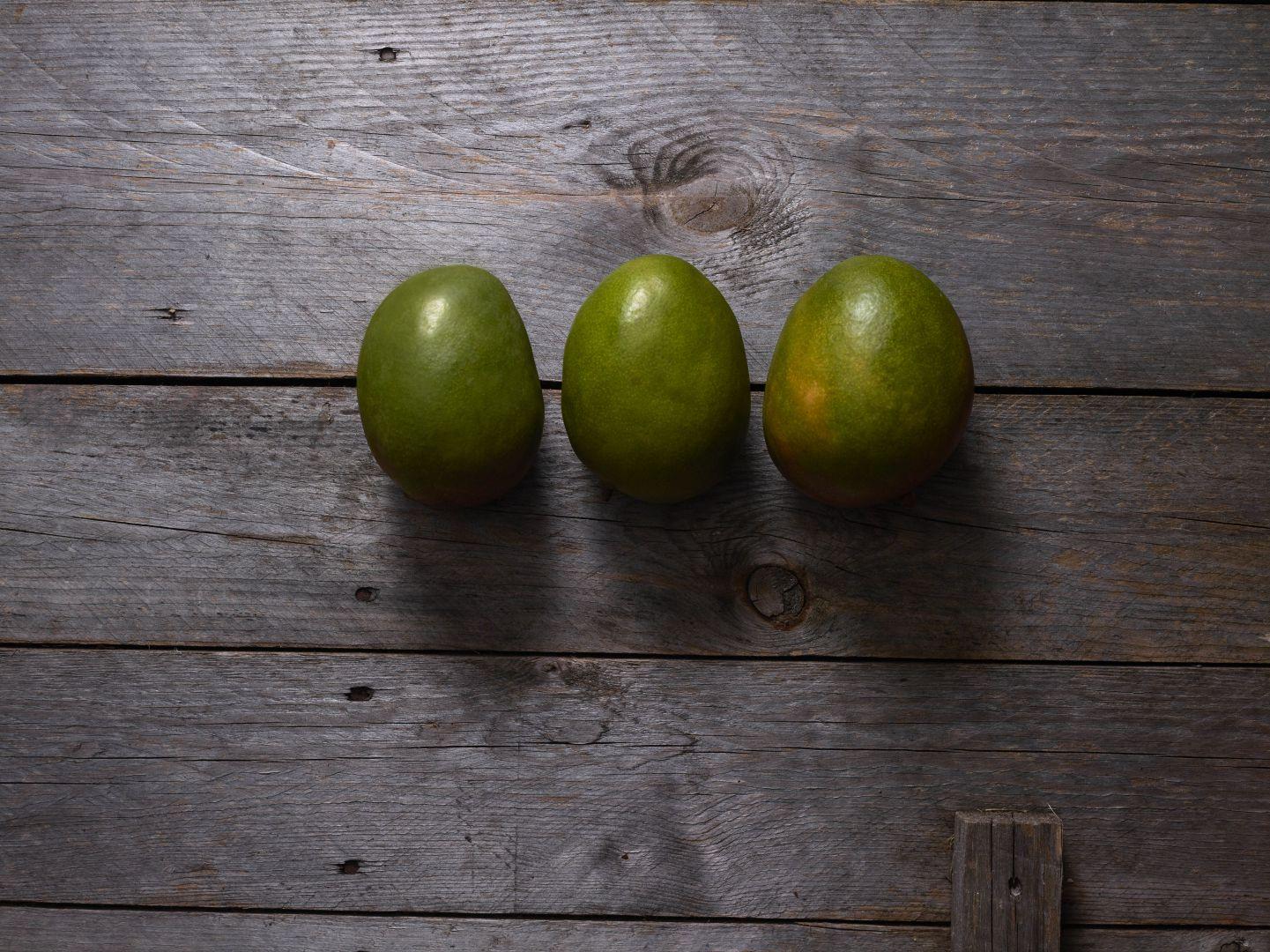 Three Kent Mangos