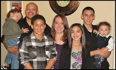 Mama Harris Family
