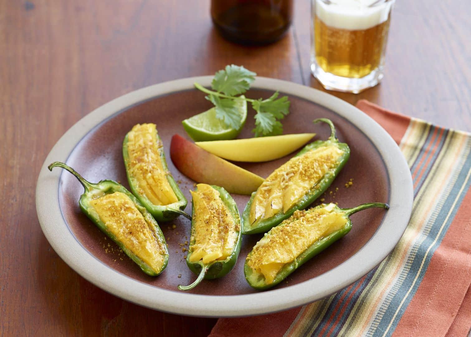 Mango Manchengo Jalapenos