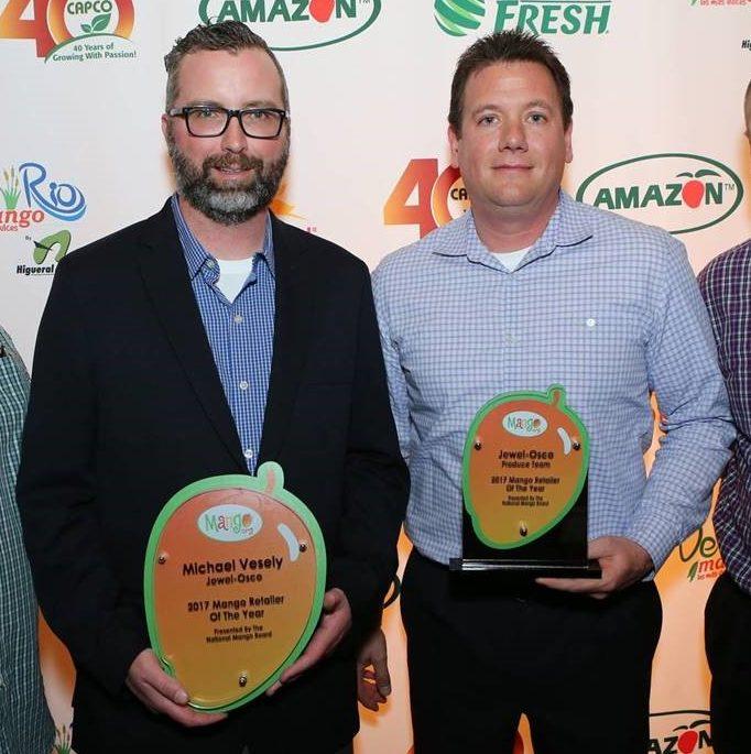 Mango Retailer of the Year - 2017