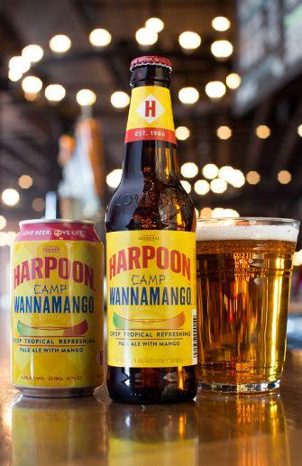 Harpoon Camp Wannamango Harpoon Brewery