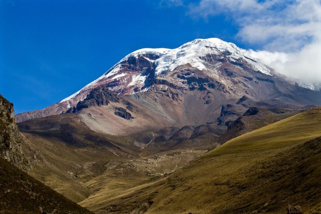Chimborazo Mountain