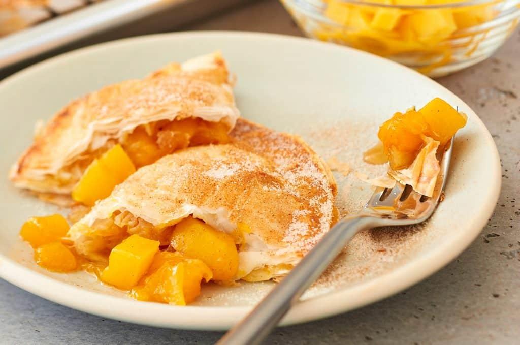 Mango Ginger Empanada