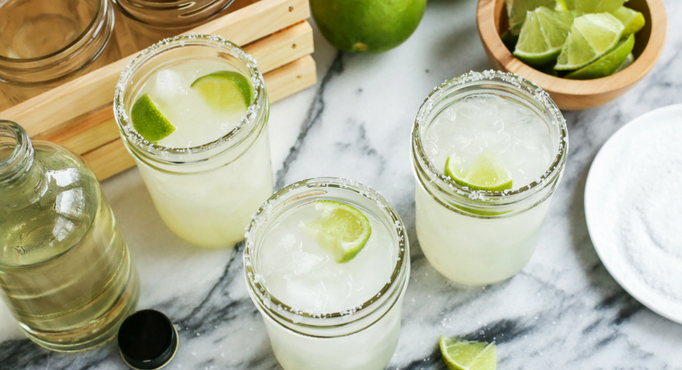 Margarita - Celebrate the summer of mango with this salty classic 2