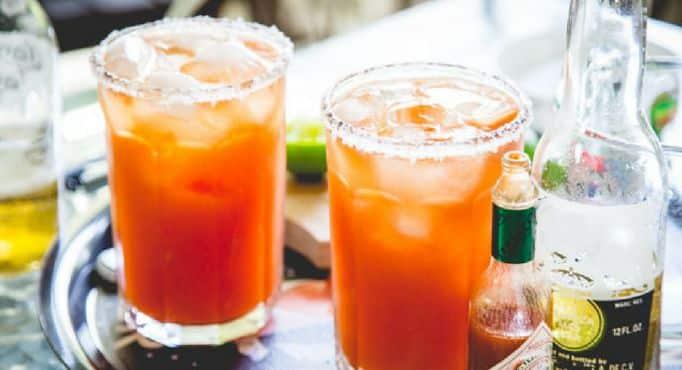 Michelada - Celebrate the Summer of Mango 1
