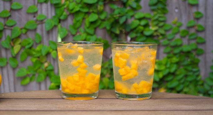 Non-Alcoholic Drinks - Celebrate the Summer of Mangos