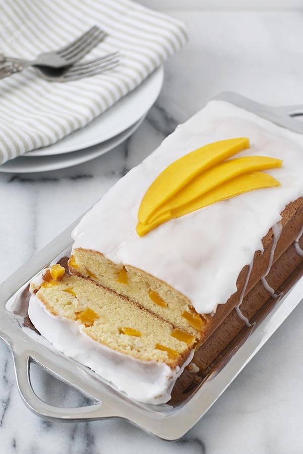 Mango Cake 3