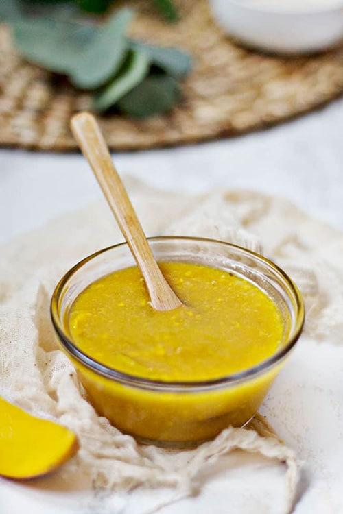 Holiday buying guide - mango sugar scrub