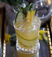 Desert Gold Cocktail - Foodservice Recipe