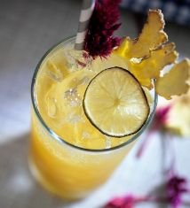 Heat in the Fall Mocktail - Foodservice Recipe