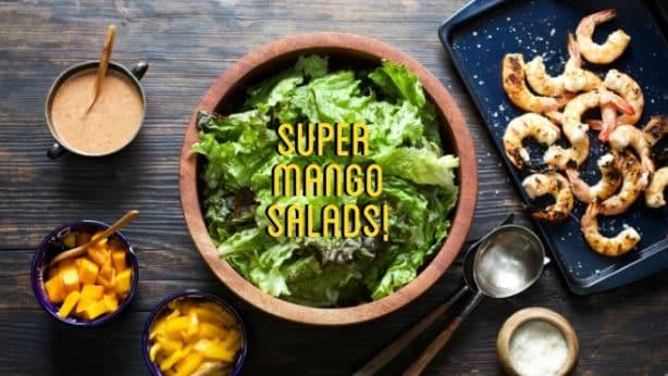 Mango Salads