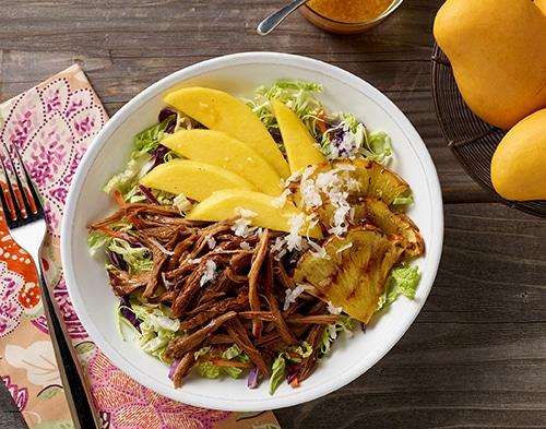 Hawaii Pork & Mango Salad