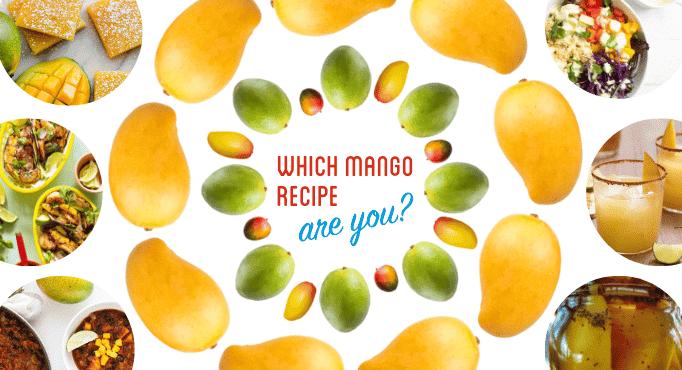 Which Mango Recipe Quiz