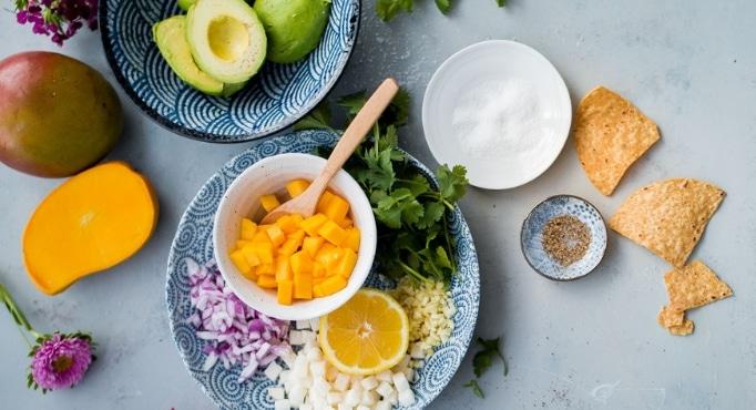 Mango Tacos 1