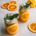 Mango Orange Spritz Teaser