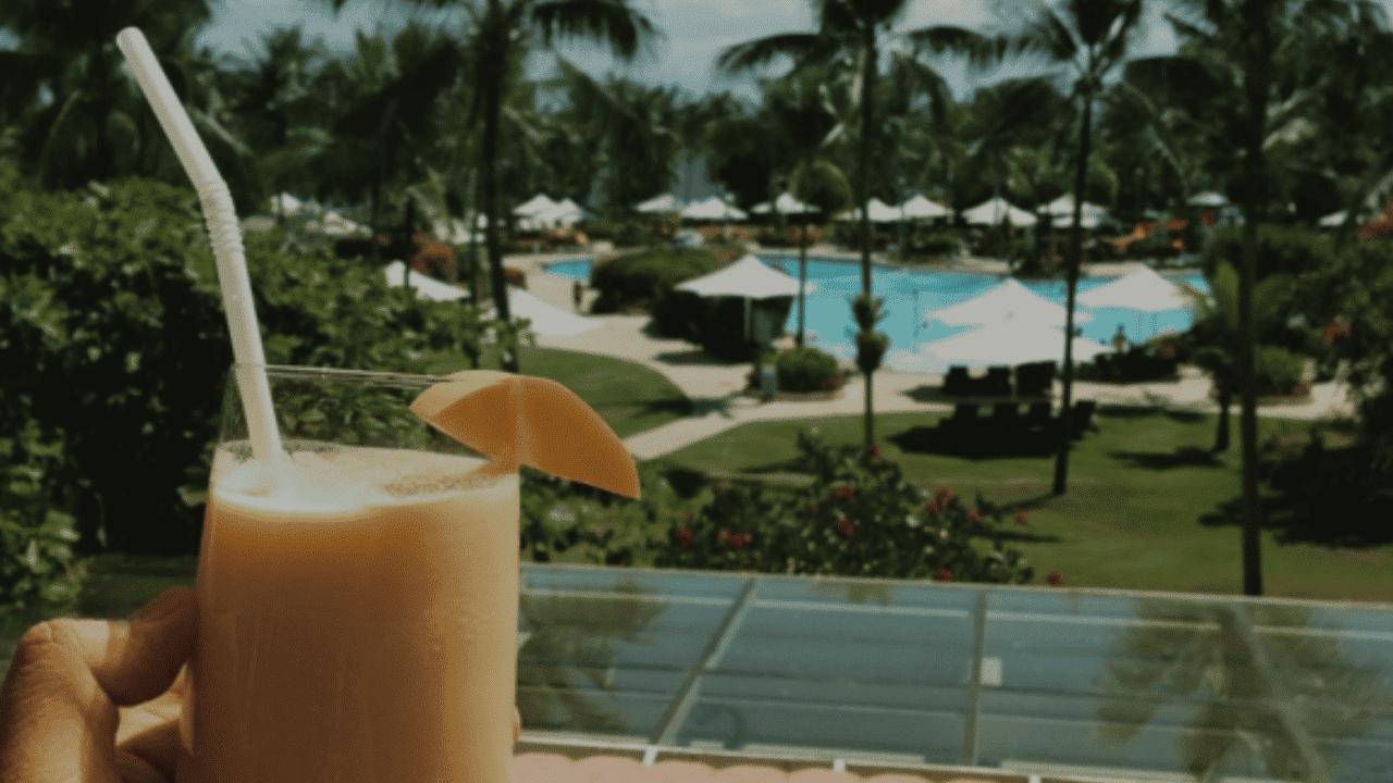 Mango Summer Drink
