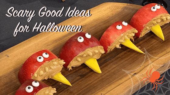 Scary Good Ideas for Halloween