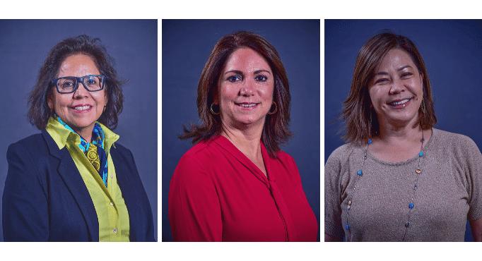 NMB Board Members - Marsela, Jacquie, Jojo