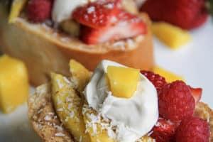 Strawberry-Mango-Cinnamon-Toast
