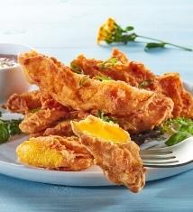 Deep Fried Green Mangos Recipe Teaser