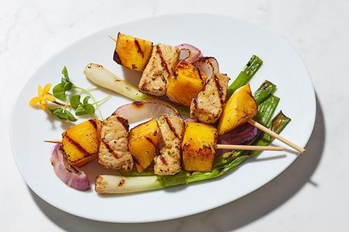 Grilled-Pork-Mango-Recipe