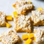 Mango Crumb Bars