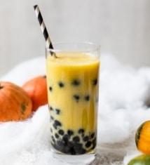 Mango Bubble Tea