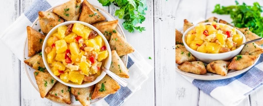 Tropical Mango Chutney Recipe