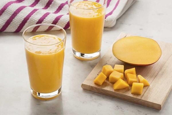 Mango Nutrition Facts Panel