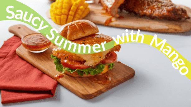 Saucy Summer with Mango